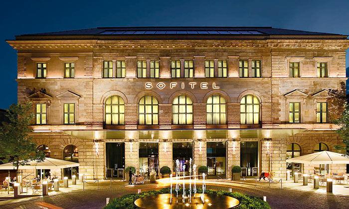 Отель «Sofitel Bayerpost» в Мюнхене