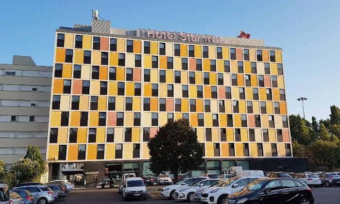 Отель Star inn в Порту