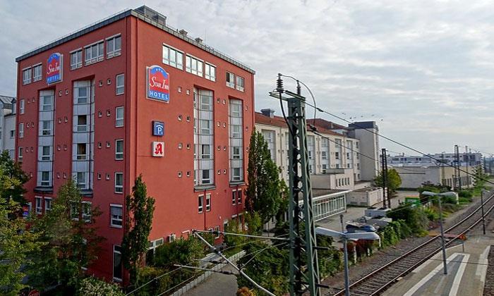 Отель Star Inn в Регенсбурге