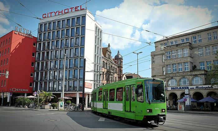 Отели Thielenplatz и City в Ганновере
