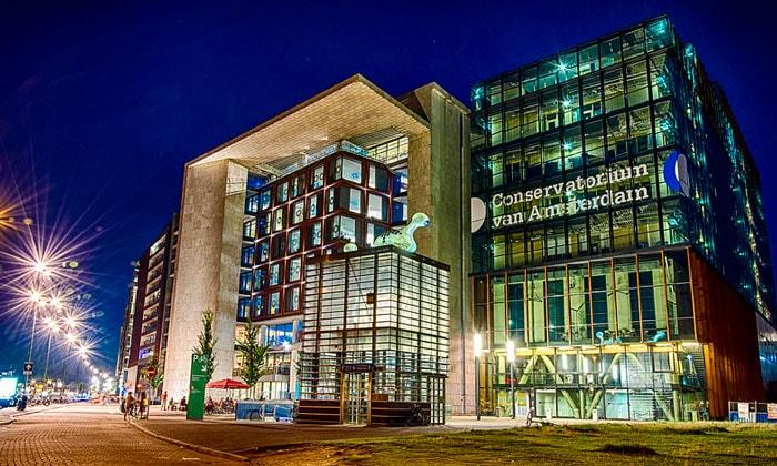 Амстердамская публичная библиотека