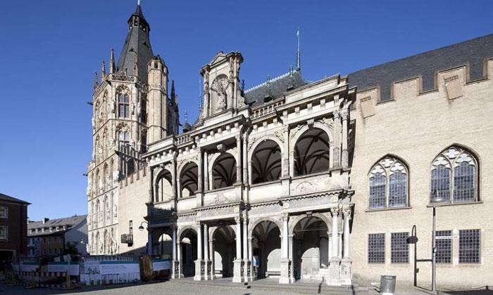 Городская ратуша Кёльна