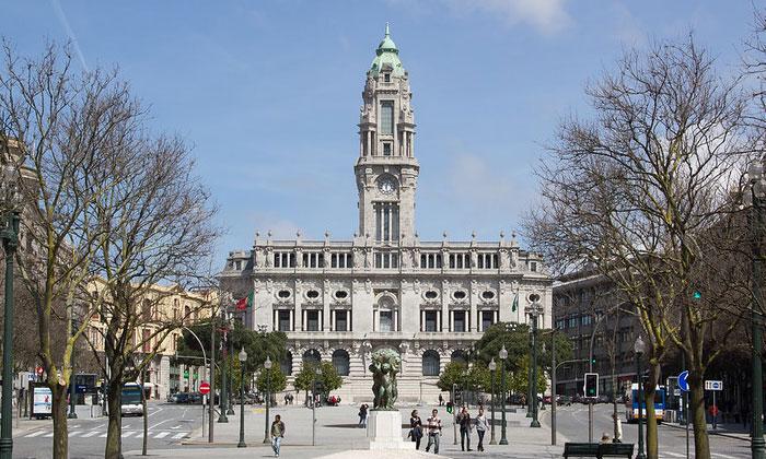 Городская ратуша Порту