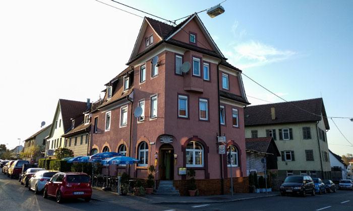 Ресторан Domenico в Штутгарте