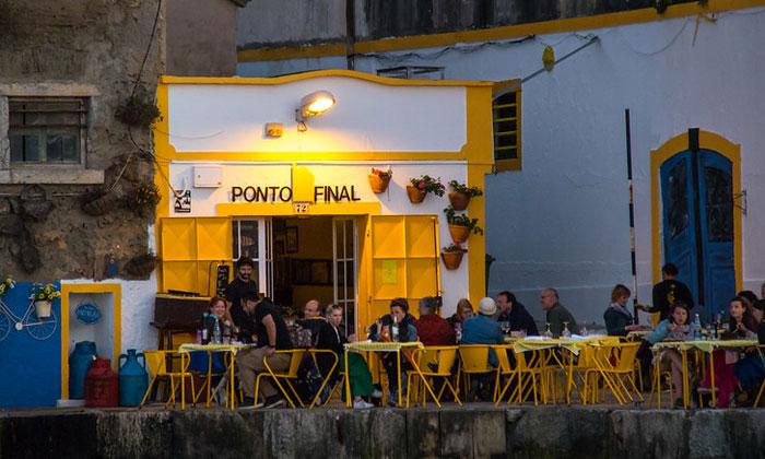 Ресторан «Ponto Final» (Лиссабон)