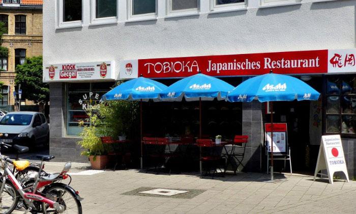Ресторан Tobioka в Кёльне