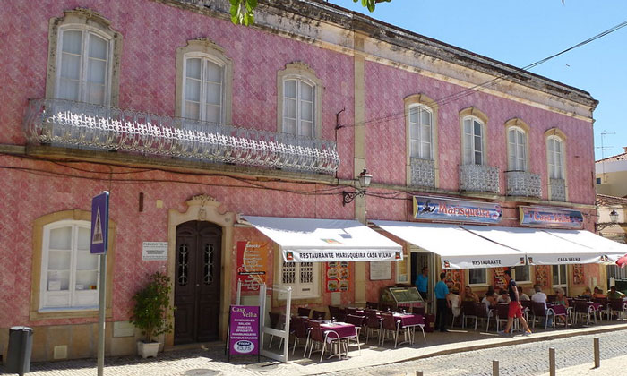 Ресторан «Casa Velha» (Силвеш)