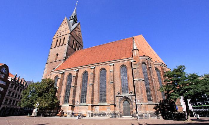 Рыночная церковь Ганновера