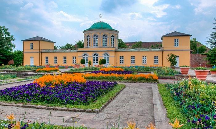 Херренхаузенские сады в Ганновере