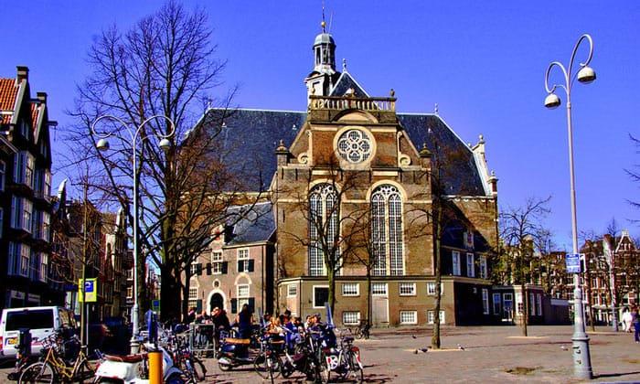 Северная церковь (Нордер-Керк) в Амстердаме