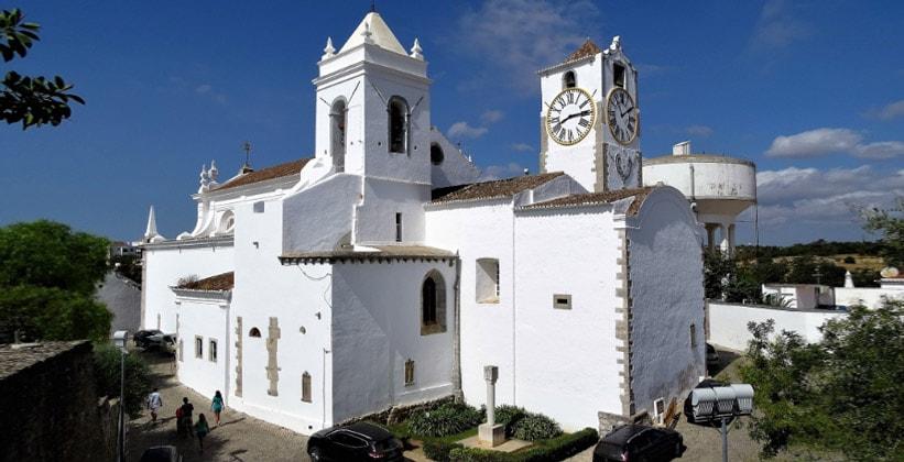 Старая церковь Тавиры (Португалия)