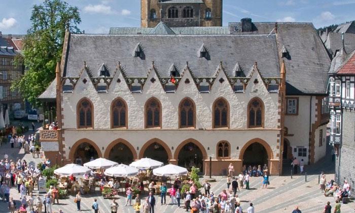 Старая ратуша Гослара