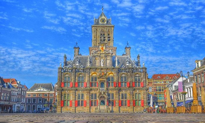 Старая ратуша (Делфт)