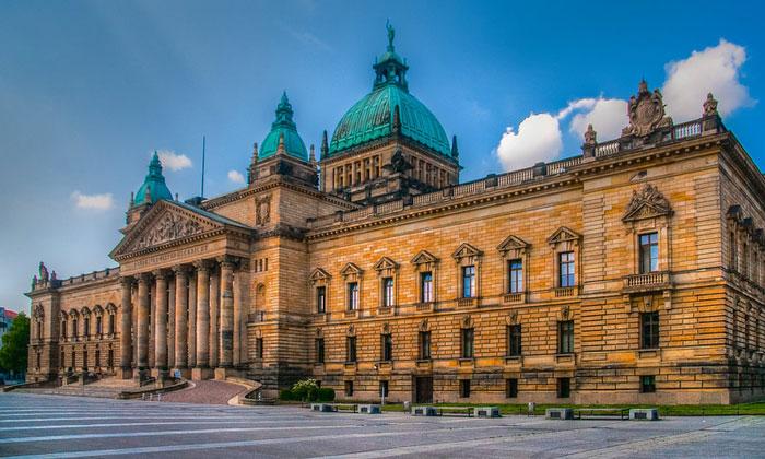 Федеральный административный суд Германии в Лейпциге