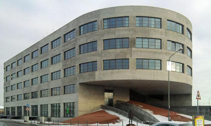 Техно-клуб «Cocoon» во Франкфурте
