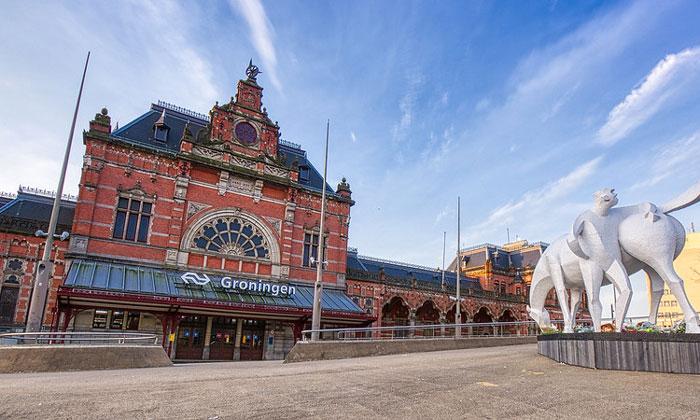 ЖД-вокзал (Гронинген)