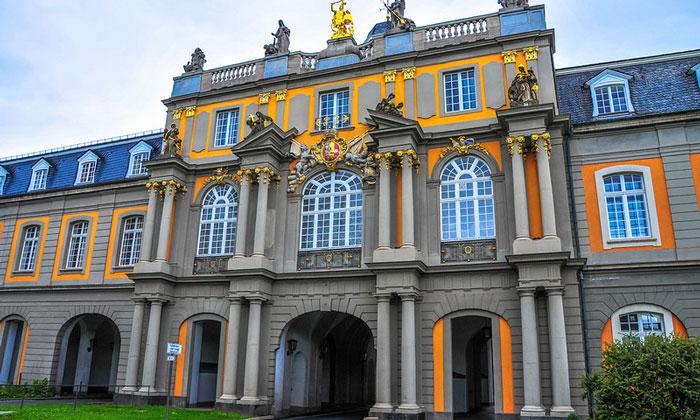 Кобленцкие ворота в Бонне