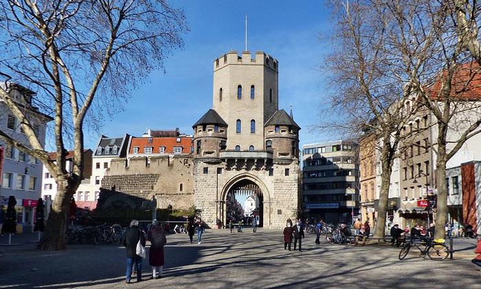 Ворота Святого Северина в Кёльне
