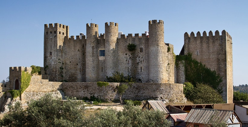 Замок Обидуша (Португалия)
