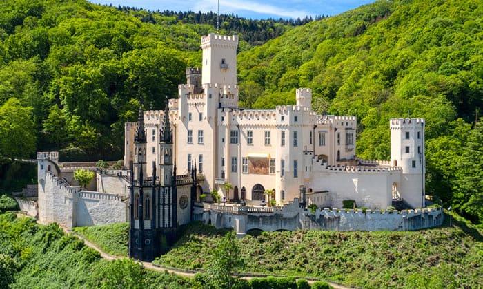 Замок Штольценфельс в Кобленце