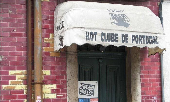 Заведение Hot Clube de Portugal в Лиссабоне