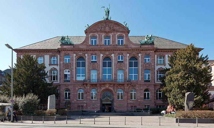 Зенкенбергский музей во Франкфурте