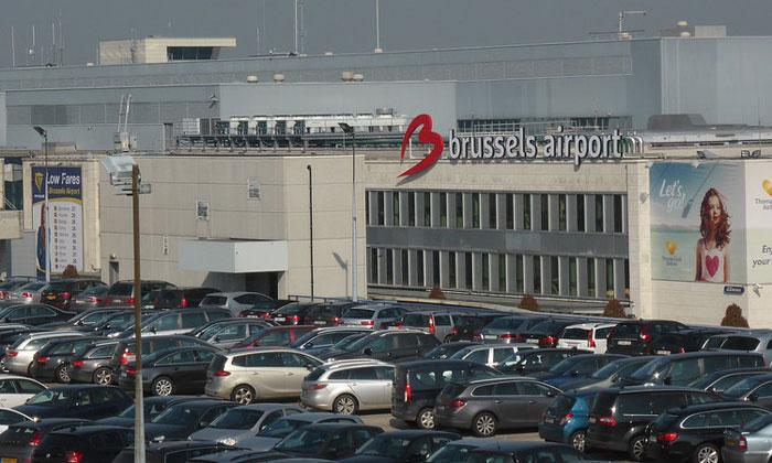 Международный аэропорт Брюсселя