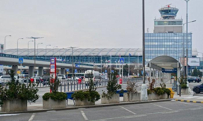 Аэропорт имени Вацлава Гавела в Праге