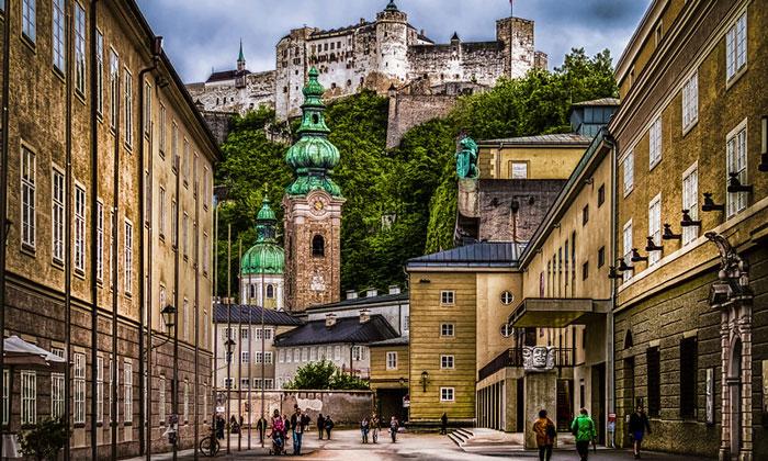 Архитектура Зальцбурга