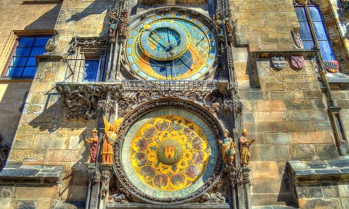 Астрономические часы Староместской ратуши в Праге