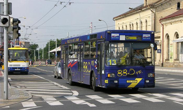 Муниципальный автобус (Теплице)