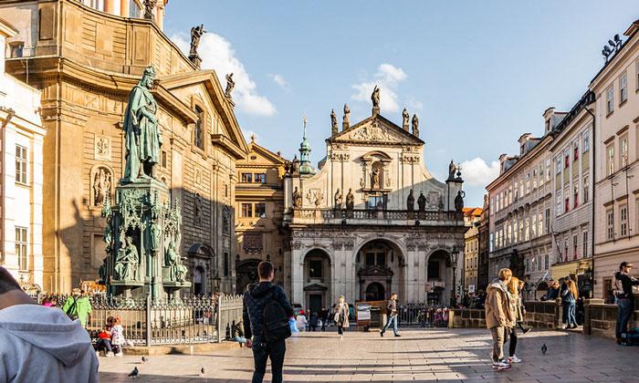Церковь Святого Сальватора (Прага)
