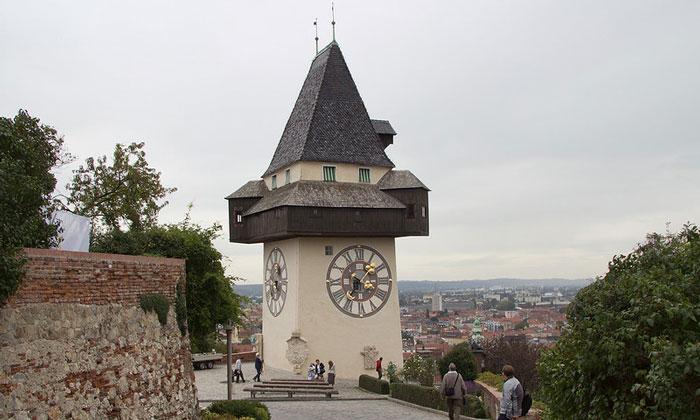 Часовая башня (Грац)