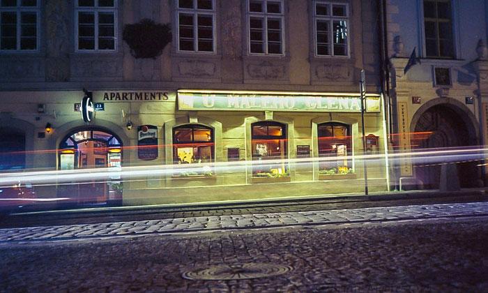 Джаз-клуб U Maleho Glena в Праге