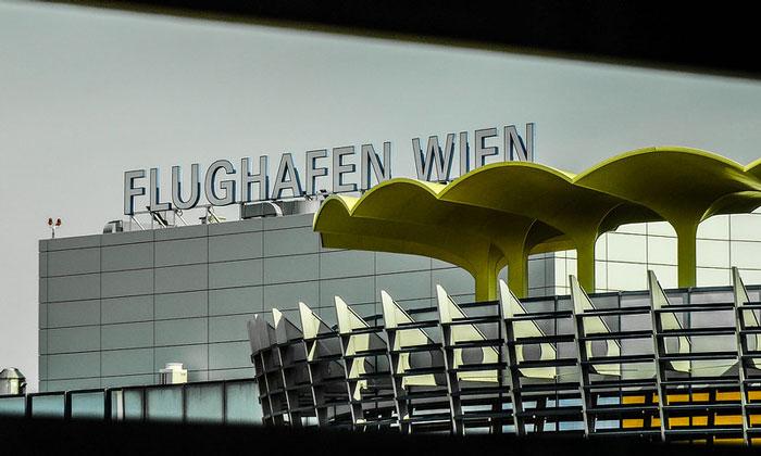 Аэропорт Flughafen в Вене