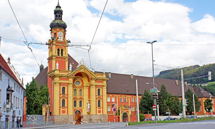 Монастырь Вильтен (Инсбрук)