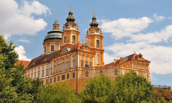 Бенедиктинский монастырь (Мельк)