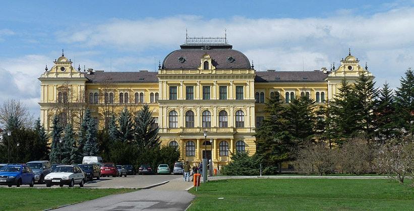Музей Южной Богемии в городе Ческе-Будеёвице