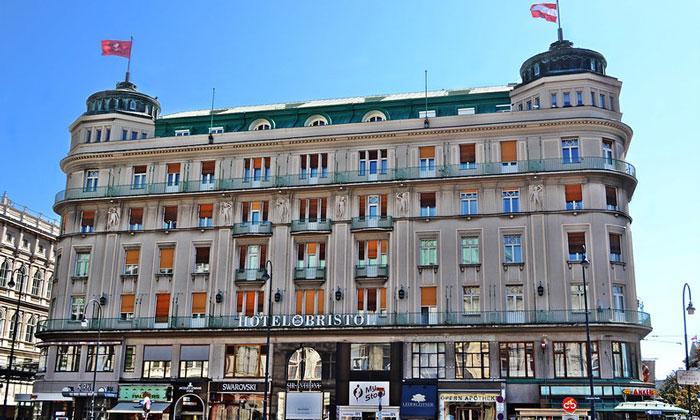 Отель Bristol в Вене