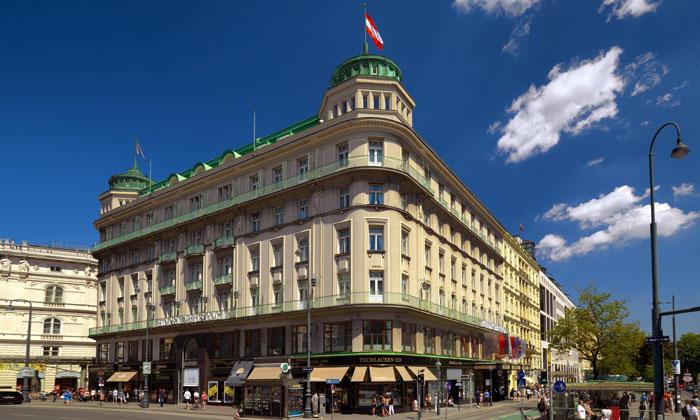 Отель «Bristol» (Вена)