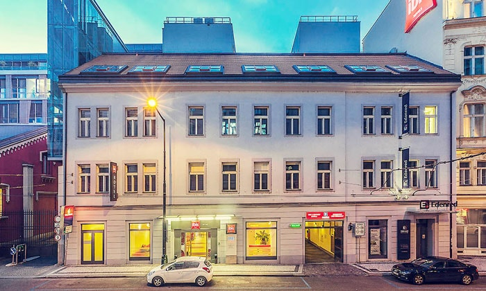 Отель Ibis в Праге