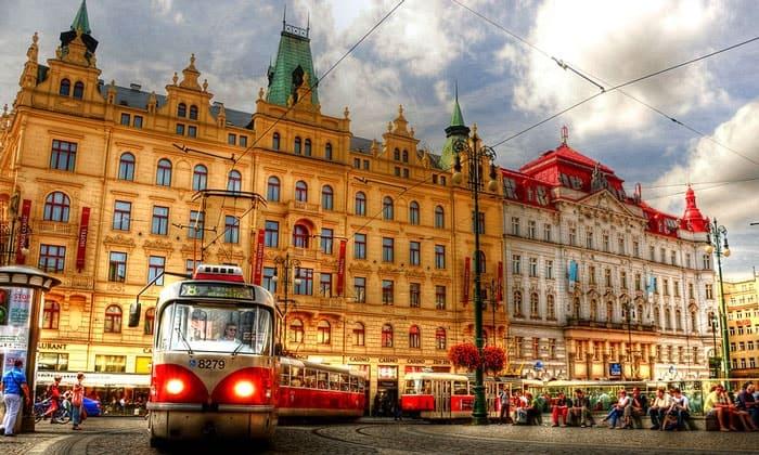 Отель Kings Court в Праге