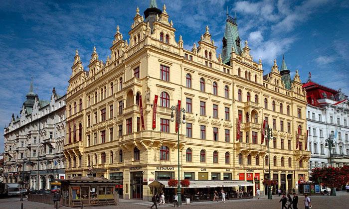 Отель «Kings Court» (Прага)