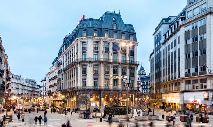 Отель Marriott в Брюсселе
