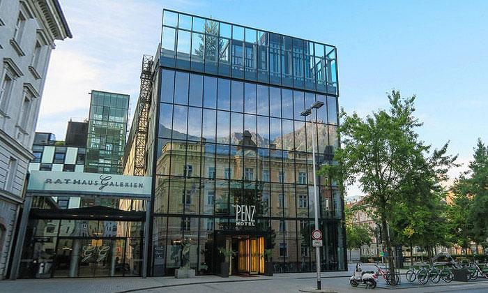 Отель The Penz в Инсбруке