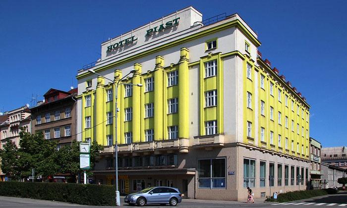 Отель «Piast» (Чески-Тешин)