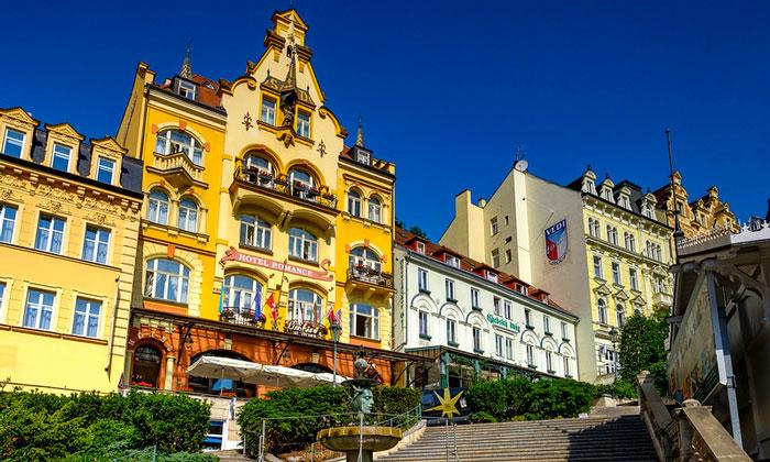 Отель «Romance» (Карловы Вары)
