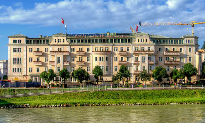 Отель «Sacher» (Зальцбург)