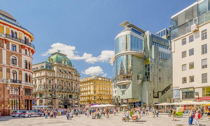 Штефансплац в Вене