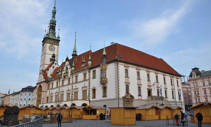 Городская ратуша (Оломоуц)